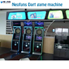 New program online ranking race dart board club game machine,entertainment coin operated electronic dart machine for bar/saloon