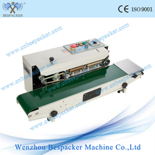 automatic heat induction continuous sealing machine
