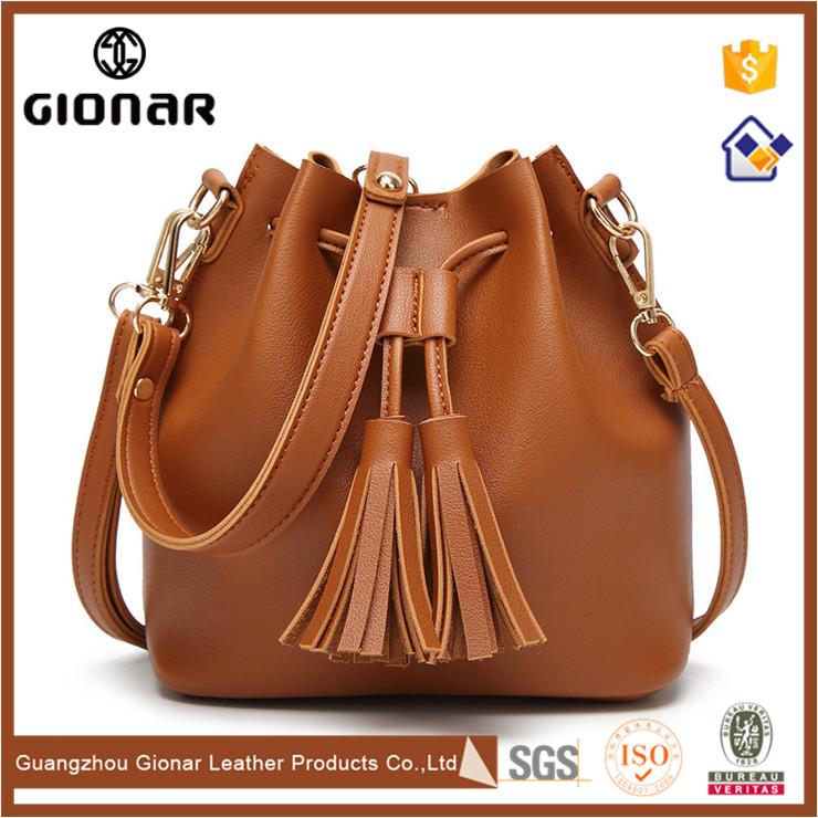 Bucket New A ffordable Designer Women Handbag Discount