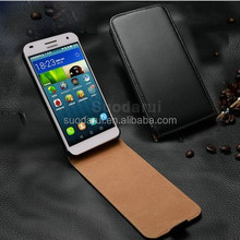 Ultra Slim Leather Flip Case for Huawei Ascend G7