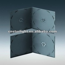 5.2mm Single Black Square DVD Case