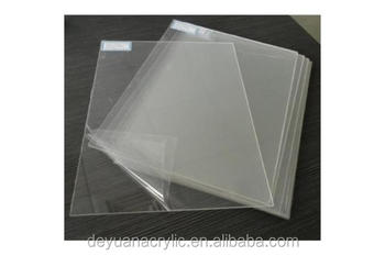 7mm thick extruded PMMA/extruded acrylic sheet/hard acrylic mirror sheet