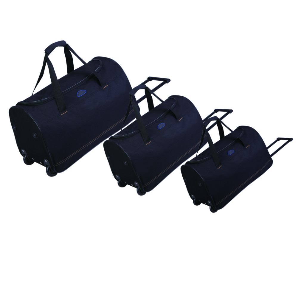 30/32/34/36/38/40/42 inch trolley duffel flight travel bag, outdoor gym pilot wheeled gear duffle travelling deployment bag set