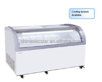 SYDNEY island freezer Integral freezer and chiller cabinets