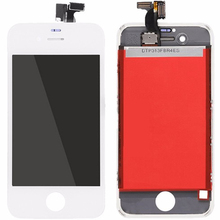 for iphone 4s lcd schermo display retina touch screen frame completly