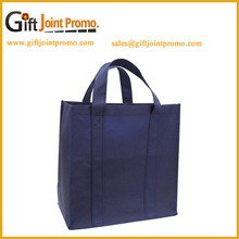 Wholesale Grocery Trendy Personalized LOGO Big Thunder Tote Shopping Bag