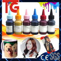 dye sublimation ink price for Epson printer heat transfer ink print for clothes , hat , cup