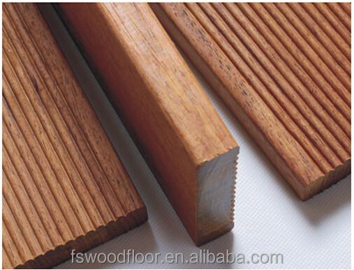 120x20mm merbau piano di calpestio in legno per esterni Produzione produttori, fornitori, esportatori, grossisti