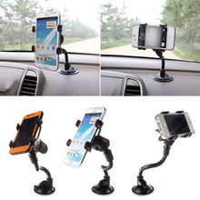360 Universal Car Windscreen Dashboard Mount Holder For iPhone Mobile Phone GPS car holder magnet