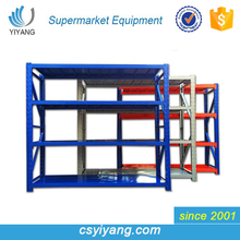 Heavy duty warehouse storage stainless steel rack