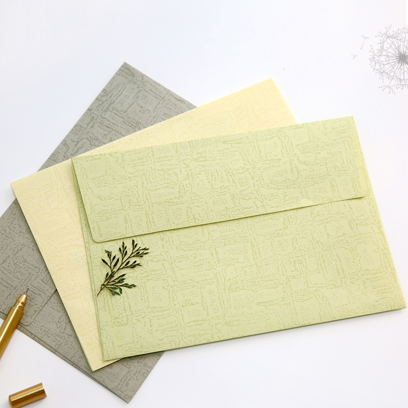 Fancy design for envelopes invitation envelope design printing cardboard custom envelopes
