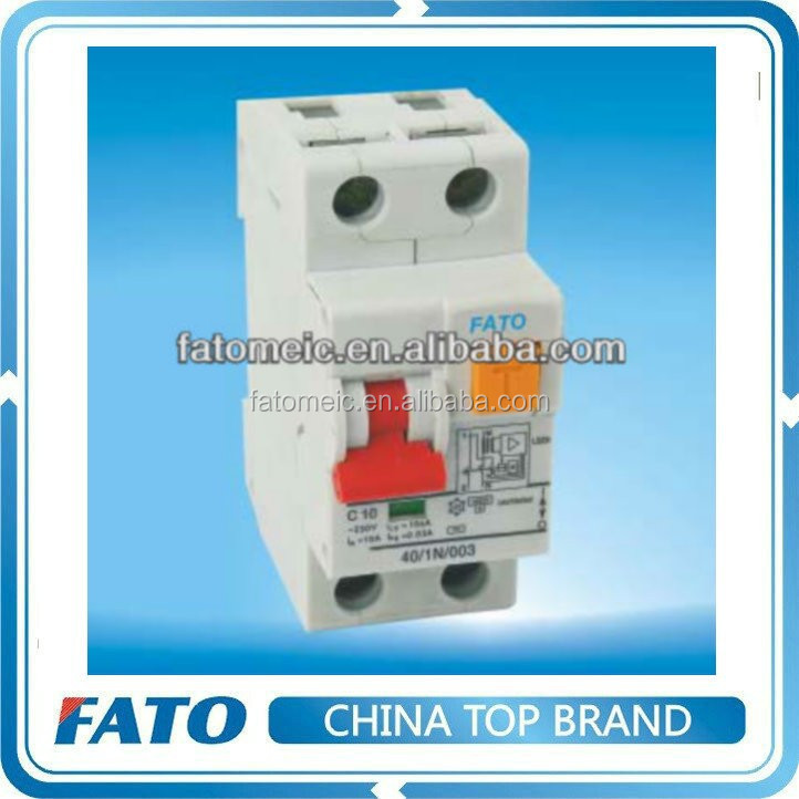 home 2p changeover switch mcb, mini electric switch, surge protective device