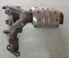 IVECO DAILY EXHAUST CATALYTIC CONVERTOR MUFFLER 504141542