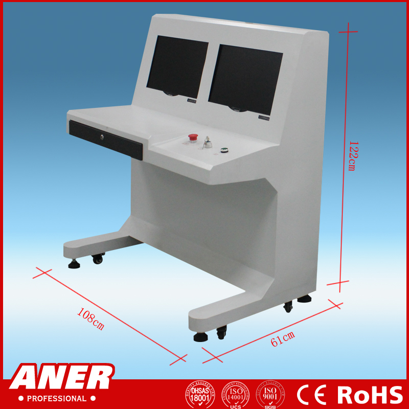 X Ray Baggage Scanner used in Bus Station, Metro Station K10080