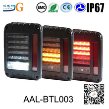 Jeep Led Tail Lights With Turn Signal,Led Brake Tail Lights Rear Signal Reverse Lamps For Wrangler