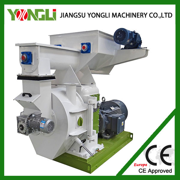 Especially loved in EU rice husk horse manure pellet making machine