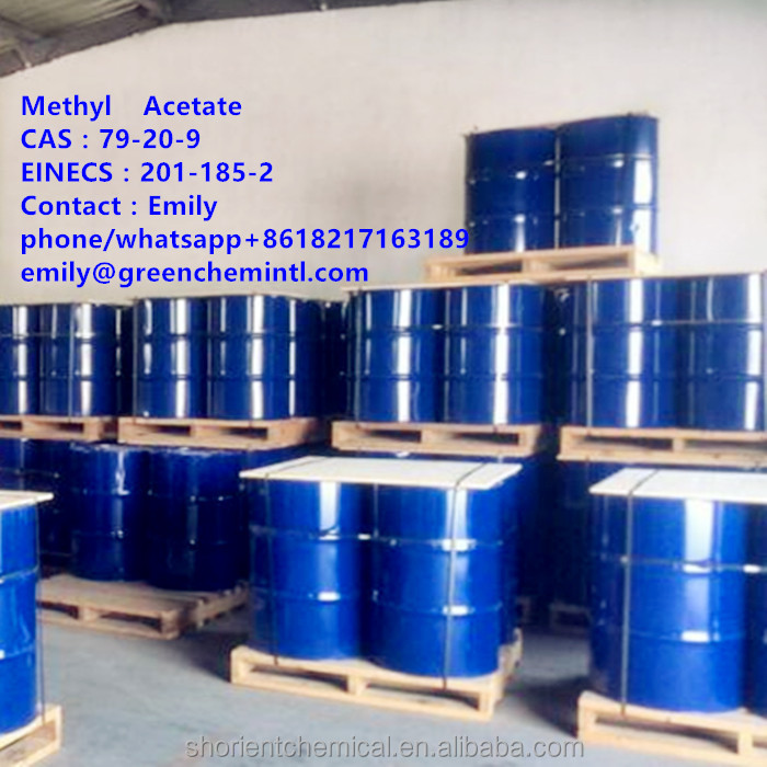 chemical product methyl acetate prices