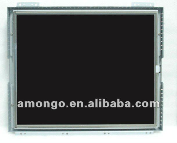 15 inch TFT Industrial Grade LCD Monitor/LCD Display/Touch Panel for Kiosk,ATM,Gaming,Digital signage