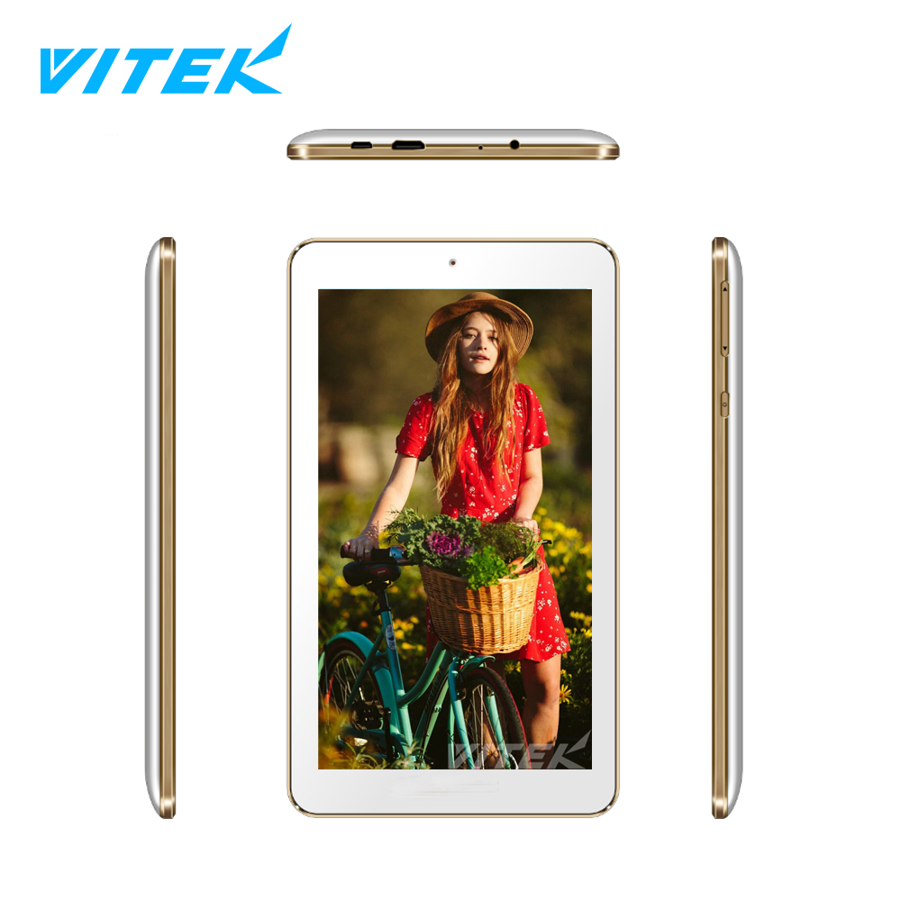 VITEK china tablet supplier 7 8 9 inch Touch Screen WIFI Bluetooth GSM 10 inch tablet android with 3g or 4g