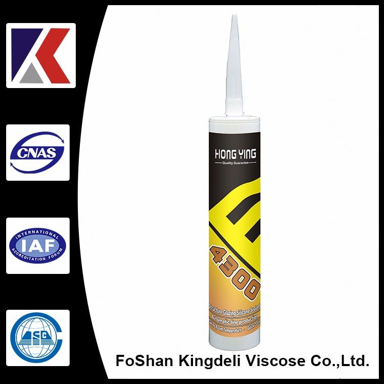 Chinese factory wholesale ozone resistant neutral silicon sealant