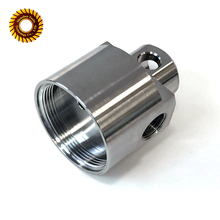 Precision custom CNC machined stainless steel small turning parts