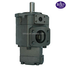 Blince PV2R-23 series low noise hydraulic dual pmps, combination of PV2R 2 pump and PV2R 3 pump