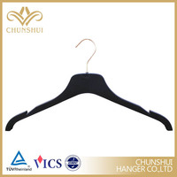 display touch soft frosted rubber coat hanger