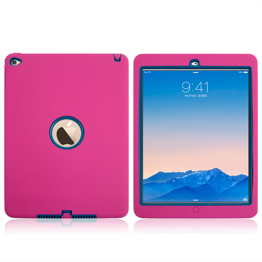 silicone protective case for apple ipad,tablets covers for ipad