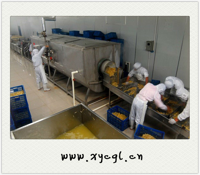 Dehydrated Vegetables Processing And Drying Machine