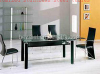 New Design Stainless Steel Office Table Designs,Executive Stainless steel Office Desk,Study room Furniture
