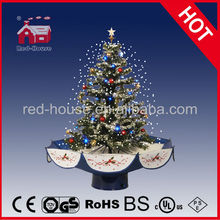 Christmas Artificial Wedding Decorations Wishing Tree Stands