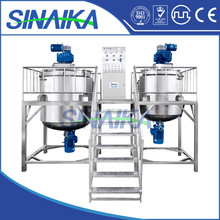 Shampoo / Cleanser / Shower Gel /Liquid Soap/ Liquid Detergent Mixer Machine