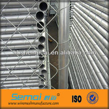 Hot sale competitive price weaving panel/chain link Temporary fence