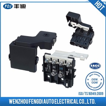 Professional Chinese Supplier Car Fuse Box