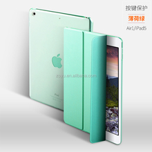 China factory hot selling leather case for ipad air