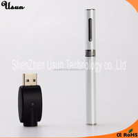 2016 Usun fashion new design e cig e pen micro & slim vaporizer pen for hemp oil