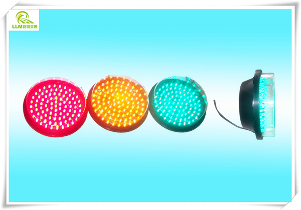 Factory direct 200mm red, yellow and green LED traffic signal light modules