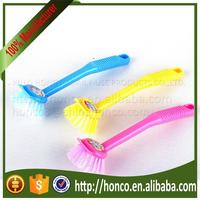 Household Cleaning Plstic Dish Cleaning Brush Pot Brush