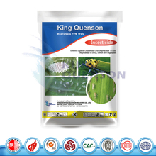 Selective Insecticide Pymetrozine Buprofezin 25% WP For Kill Insects