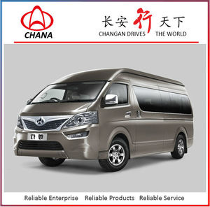 Passenger mini bus and Changan mini bus