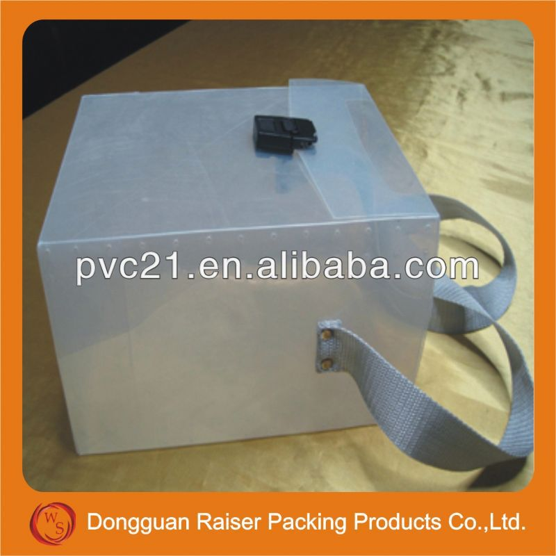 best quality transparent plastic stationery box