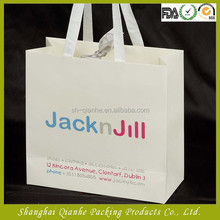 2012 hot sale high quality paper shopping bag
