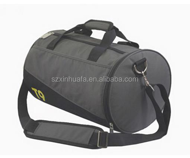 wholesale custom duffle bag for gym sport bag with shoe compartment waterproof duffle bag sport