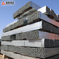 Steel Tube 4 Inches Galvanized Square Steel Pipe