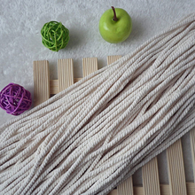 Strong Quality Cotton Rope Triple Braided Rope