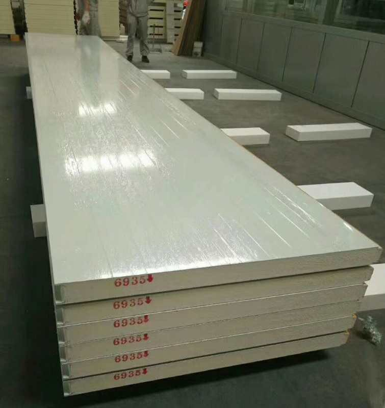 PU sandwich panel for partition wall Polyurethane sandwich panel