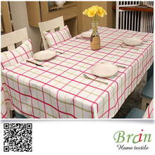Modern OEM Service Custom Design Wedding Gaming Polyester Material Printed Table Cloth