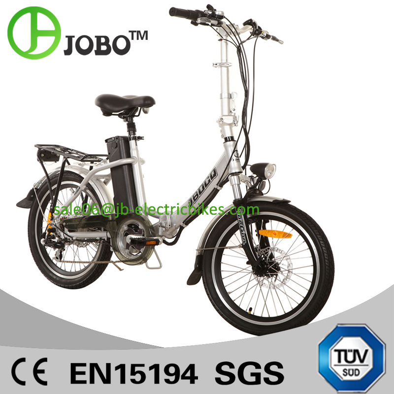 TUV 20 Inch Folding Bike Small Folding Electric Bike On Sale