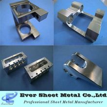 Custom High Precision cnc laser cutting metal plate and assembly service with 20 Years Experience Factory