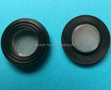 60 Screen Mesh Gaskit Filter Rubber Washer